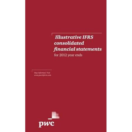 Illustrative IFRS Consolidated Financial Statements for 2012 Year (Consolidated Financial Statements Intra Entity Asset Transactions)