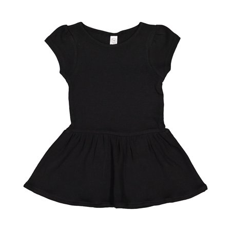 - Rabbit Skins 5320 Infant Baby Rib Dress