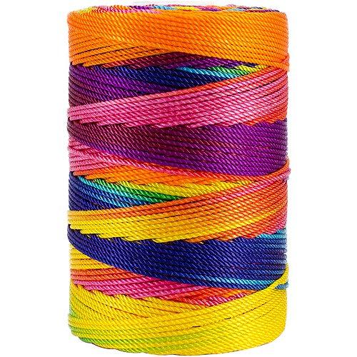 Heavy Duty Nylon Thread Multicolors