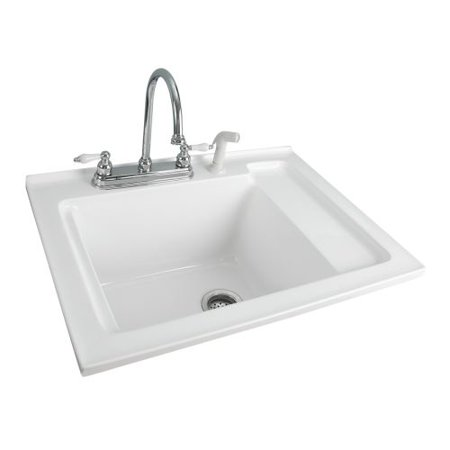 Foremost Berkshire Single Laundry Sink - Walmart.com