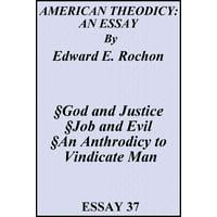American Theodicy: An Essay - eBook