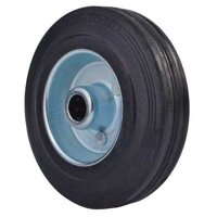 DAYTON VE500WG Repl Wheel,Black,5 In,Pk2