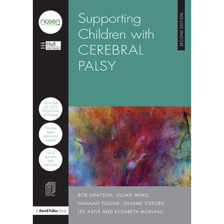 Supporting Children with Cerebral Palsy - eBook - Cerebral Palsy Tattoo