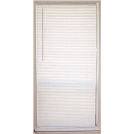 Designer S Touch Cordless 1 Inch Vinyl Mini Blinds 58 In X 64