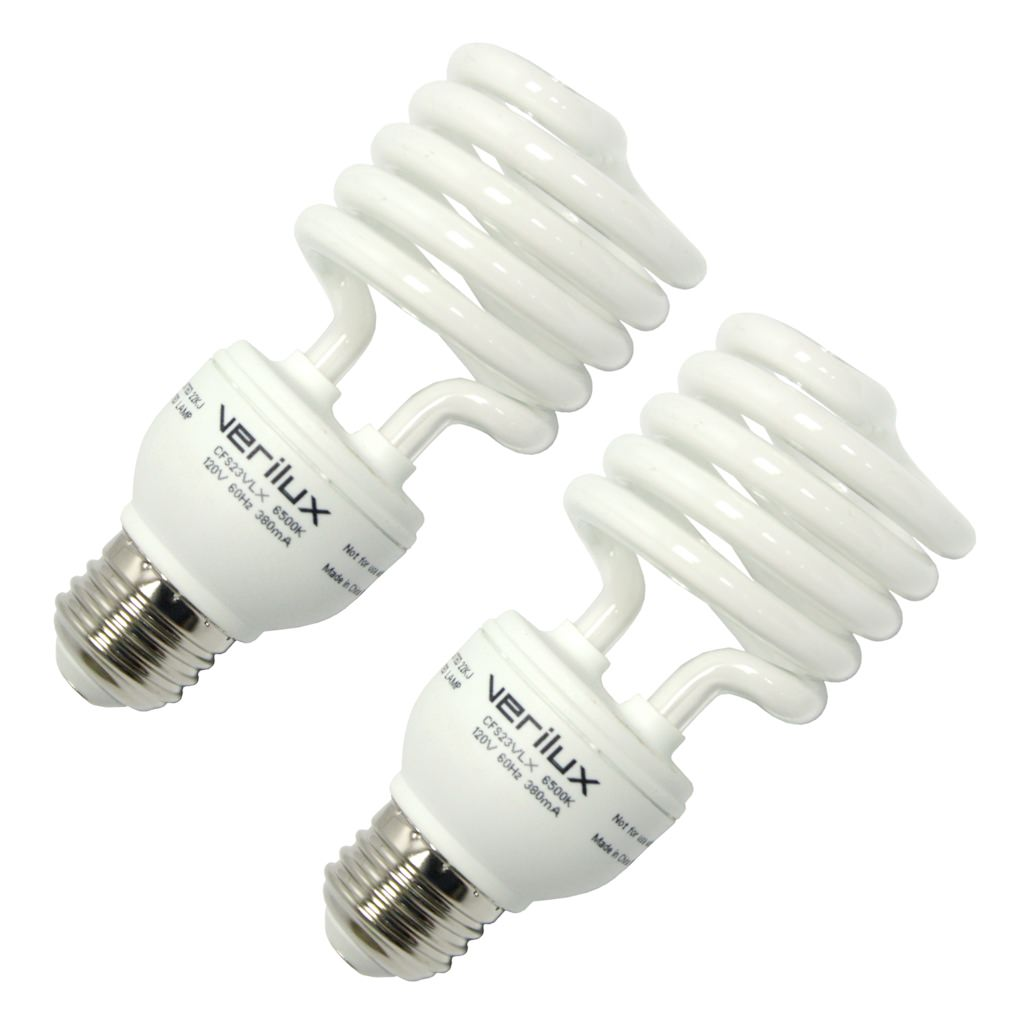 Verilux Natural Spectrum Cfl Bulb by Verilux