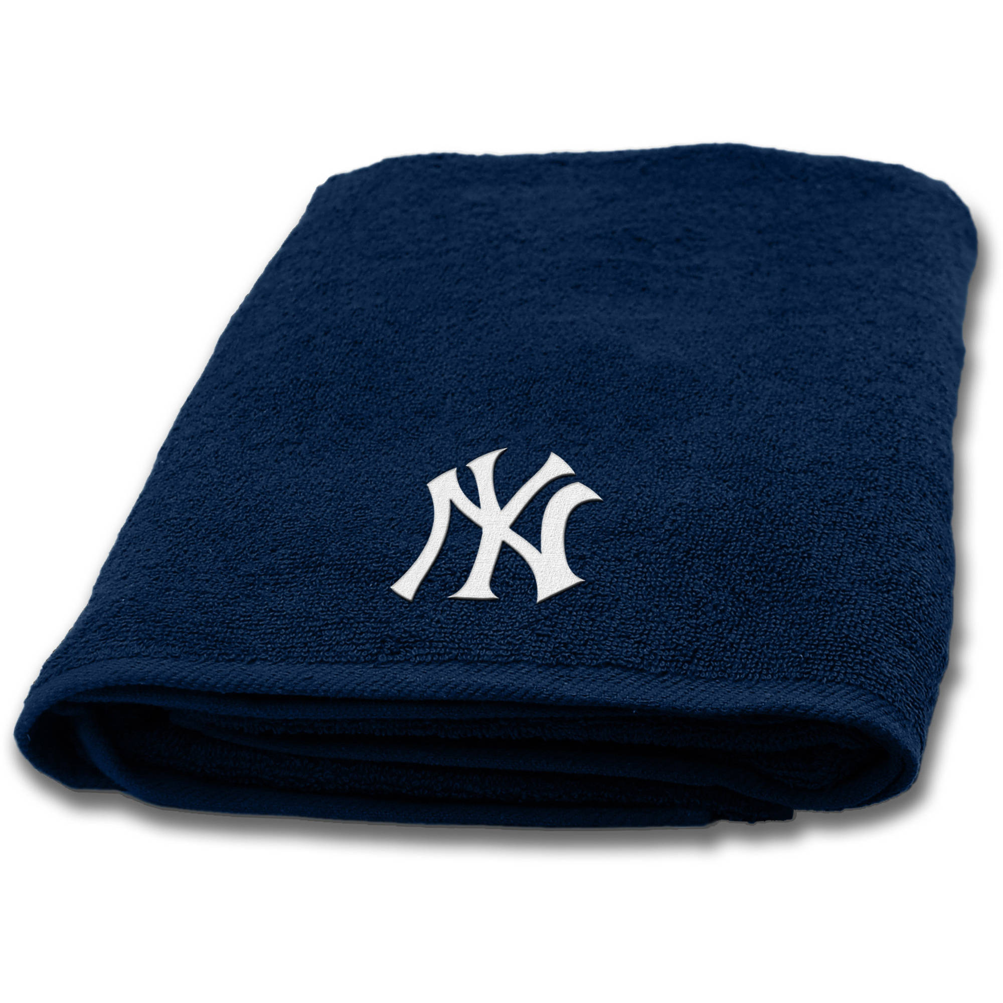 "MLB New York Yankees 25""x50"" Applique Bath Towel"