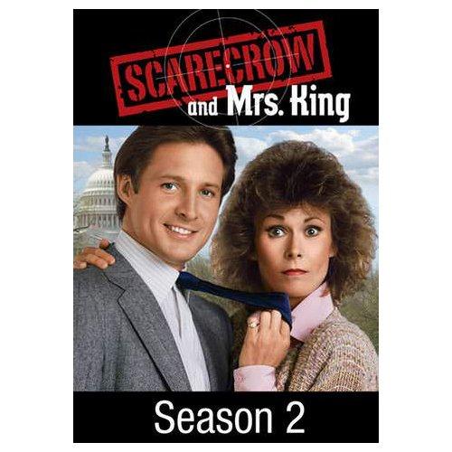Scarecrow and Mrs. King: Season 2 (1984)