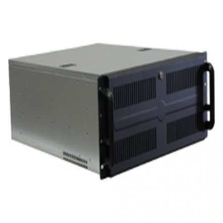 Norco 74726 Case Rackmount 4u Rpc-450 Black 3/0/[11] Bays 1 X Usb Case Only