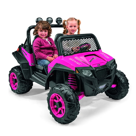Peg Perego Polaris Ranger RZR 900 12-Volt Battery-Powered Ride-On, - Polaris Xlt Snowmobile