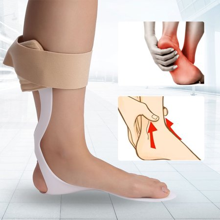 Adjustable Foot Drop Orthosis Ankle Corrector Brace Support Protection Correction Splint, Foot Drop Orthosis, Foot Drop Correction