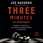 Three Minutes to Doomsday - Audiobook