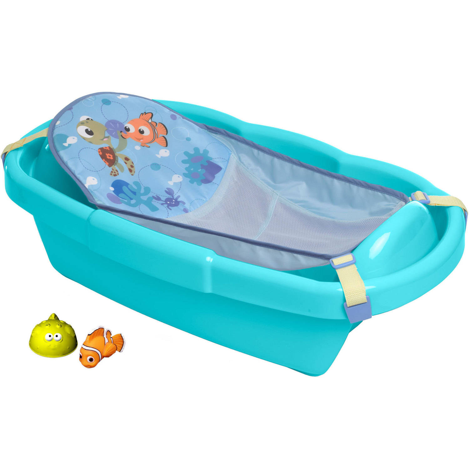 Disney Pixar Finding Nemo Infant to Toddler Tub, Blue