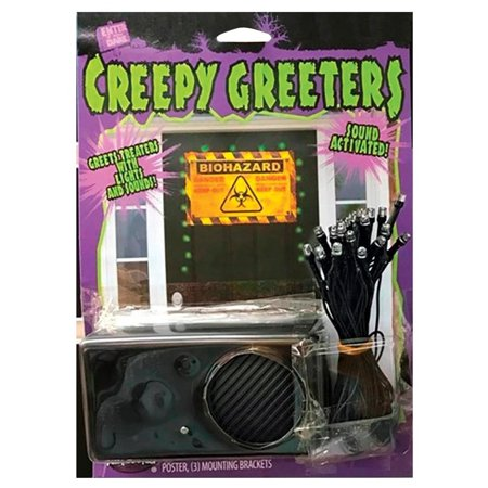 Halloween Sounds Erschrecken (Zombie Creepy Greeters with Lights and Sound Halloween)
