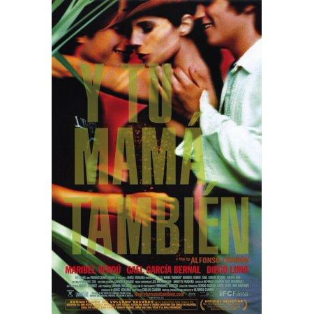 Y Tu Mama Tambien (2002) 11x17 Movie Poster (Y Mama Tu Tambien)