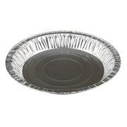 Pactiv 20045Y, 10-Inch Extra Deep Aluminum Pie Pans, 500-Piece Case