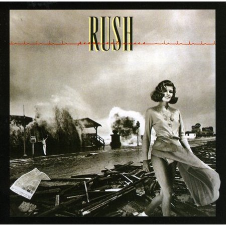 Permanent Waves (remastered) - New Wave Halloween Cd