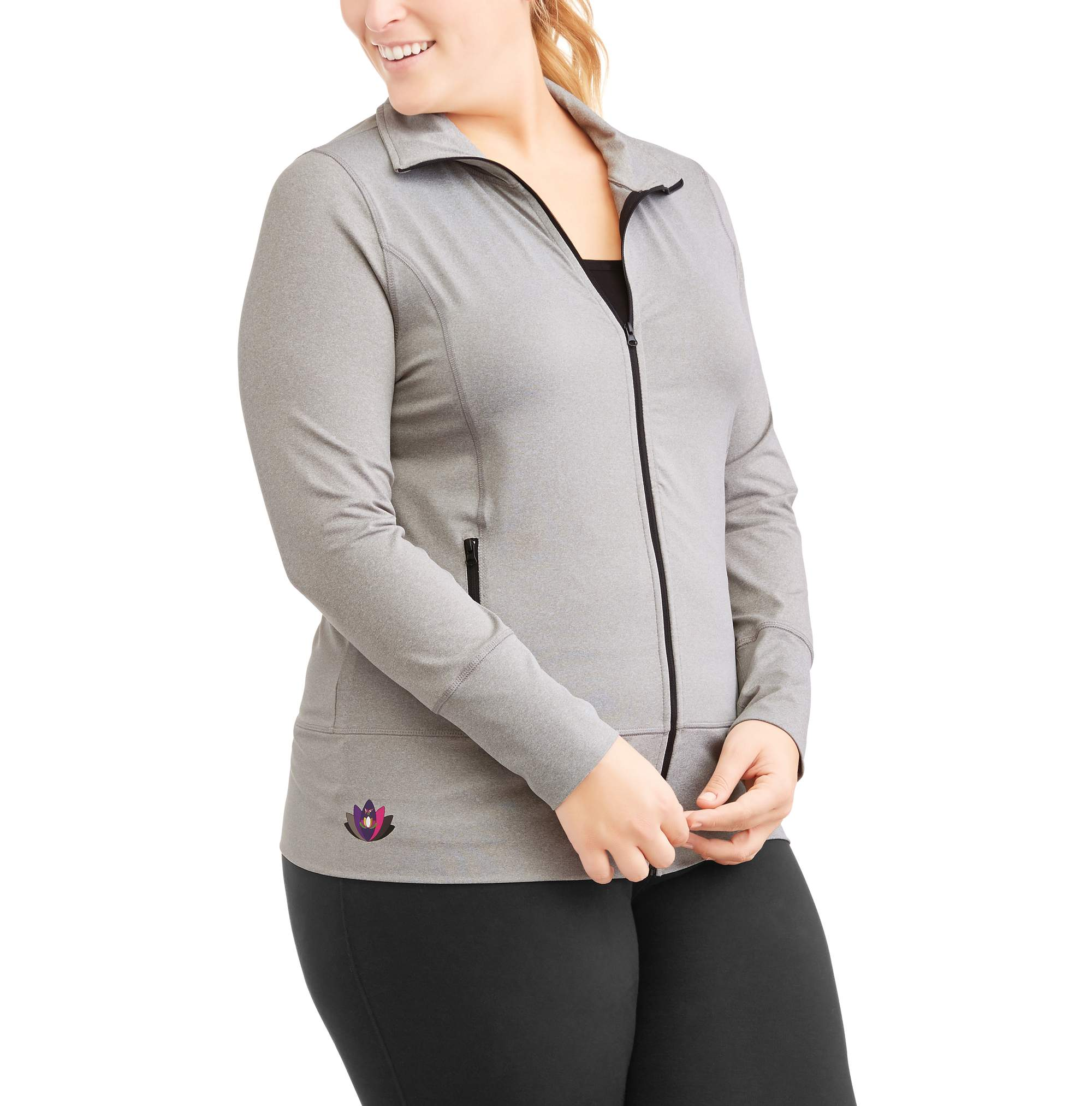 Be Empowered Naturally Women's Plus Jacket