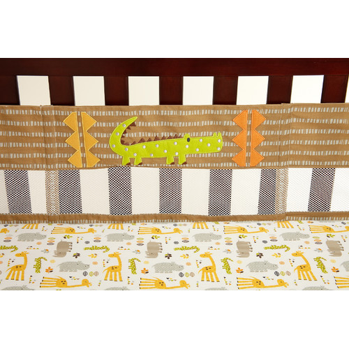 Harriet Bee Zhora Crib Bumper Liner