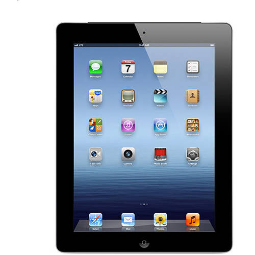 Apple iPad 3rd Generation 32GB with Wi-Fi + 4G LTE AT&T