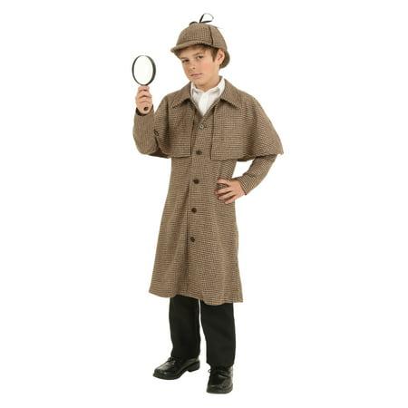 Sherlock Homes Costume (Child Sherlock Holmes Costume)