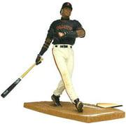 McFarlane MLB Sports Picks Series 2 Barry Bonds Action Figure [Black Jersey]