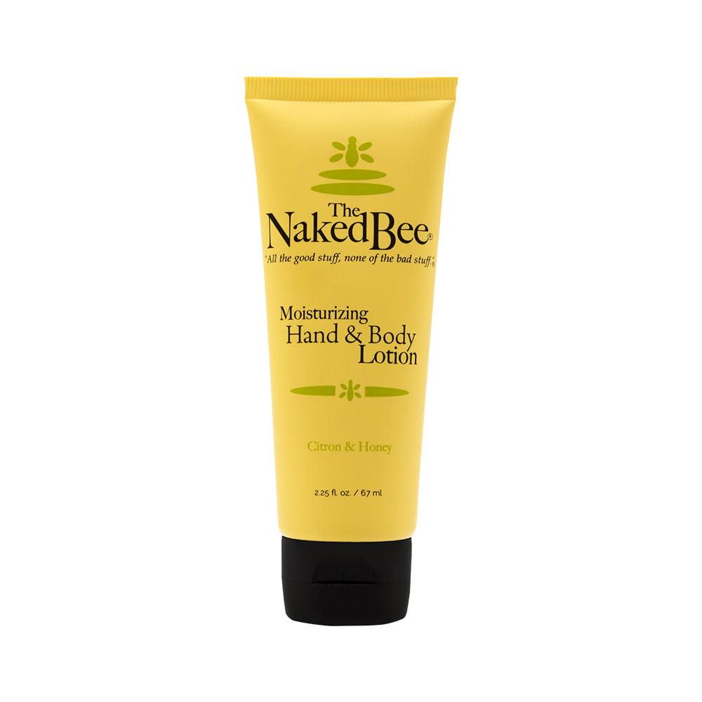 The Naked Bee Orange Honey Blossom Hand & Body Lotion 2.25