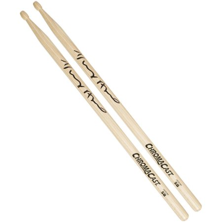 ChromaCast 5B USA Hickory Drumsticks ()