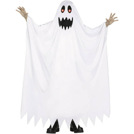 Fade In and Out Ghost Child Halloween Costume - Ghost Kids Costume