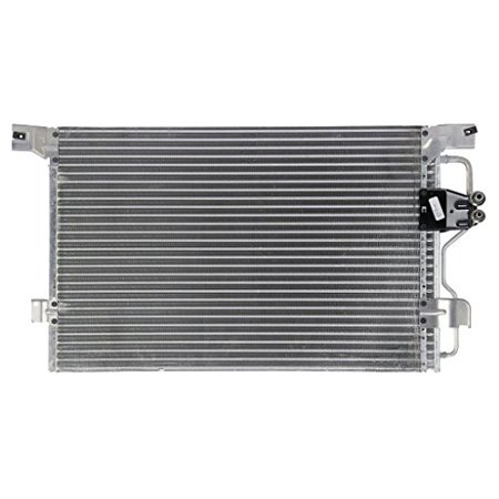 A-C Condenser - Pacific Best Inc For/Fit 4629 95-97 Ford Crown Victoria Mercury Grand Marquis Lincoln Town