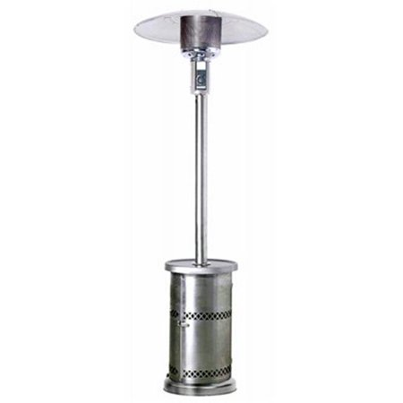 Image of Shinerich 242541 48000 BTU Stainless Steel Outdoor Patio Heater