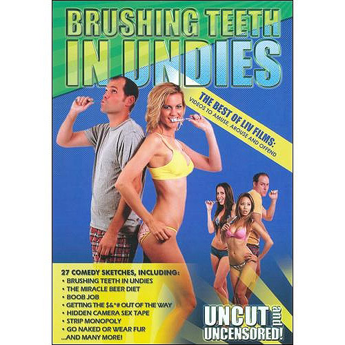 Brushing Teeth In Undies: The Best Of Liv Films