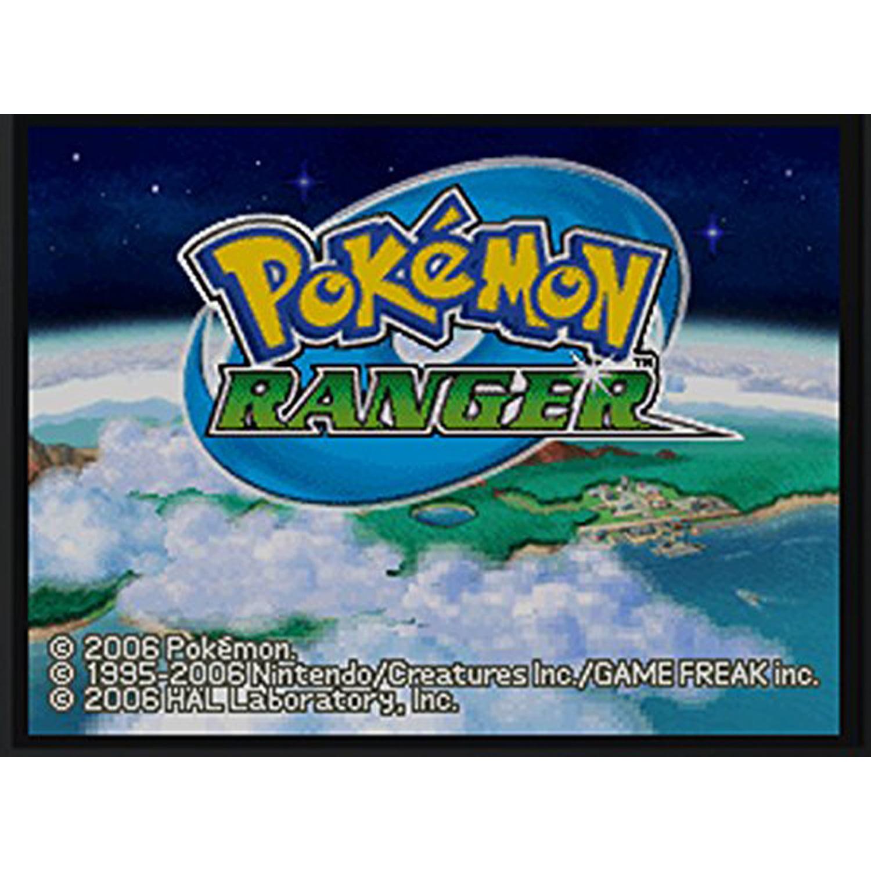 DS Pokemon Ranger, Nintendo, WIIU, [Digital Download], 0004549666155