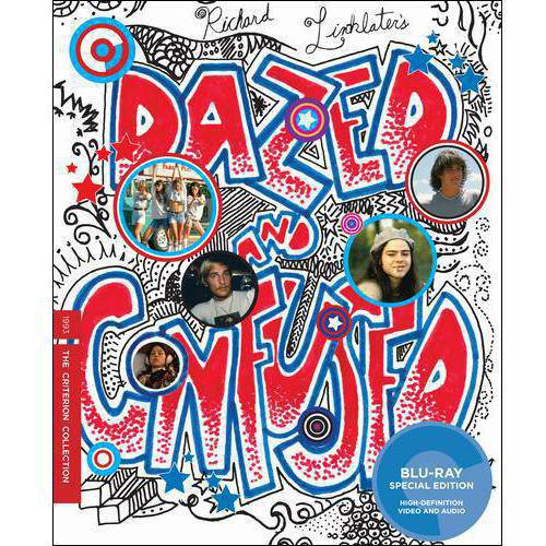 Dazed And Confused (Criterion Collection) (Blu-ray) (Widescreen)