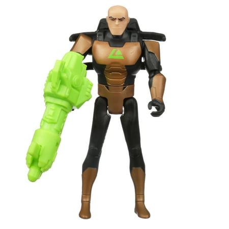 Justice League Action Lex Luthor Figure (Lex Luthor Orange Lantern)