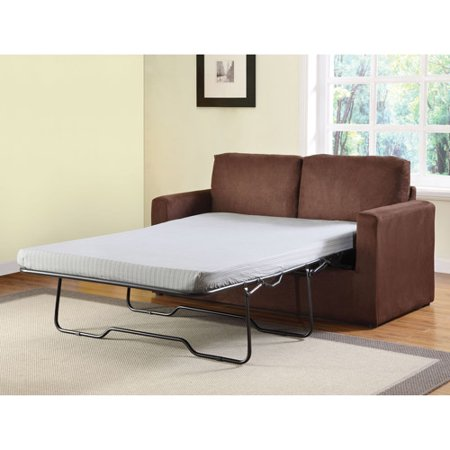 Craigg Sofa with Twin Sleeper, Chocolate