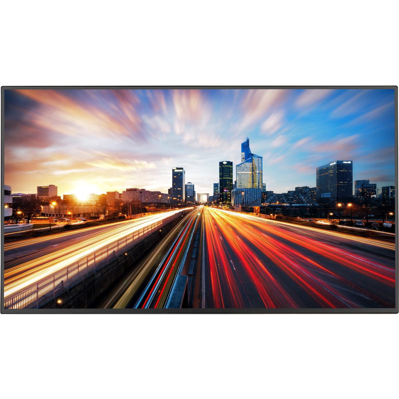"NEC MultiSync EX241UN-H-BK - LED monitor - 24"""