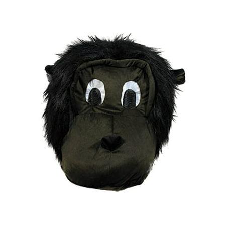 Realistic Gorilla Mask (Gorilla Mascot Mask)