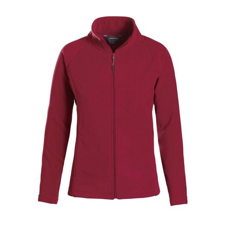 Landway Women's Form Fitting Cut Micro Fleece Jacket