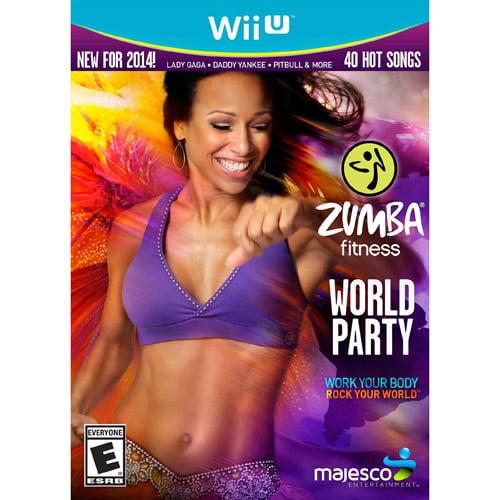 Zumba Fitness World Party (Wii U)