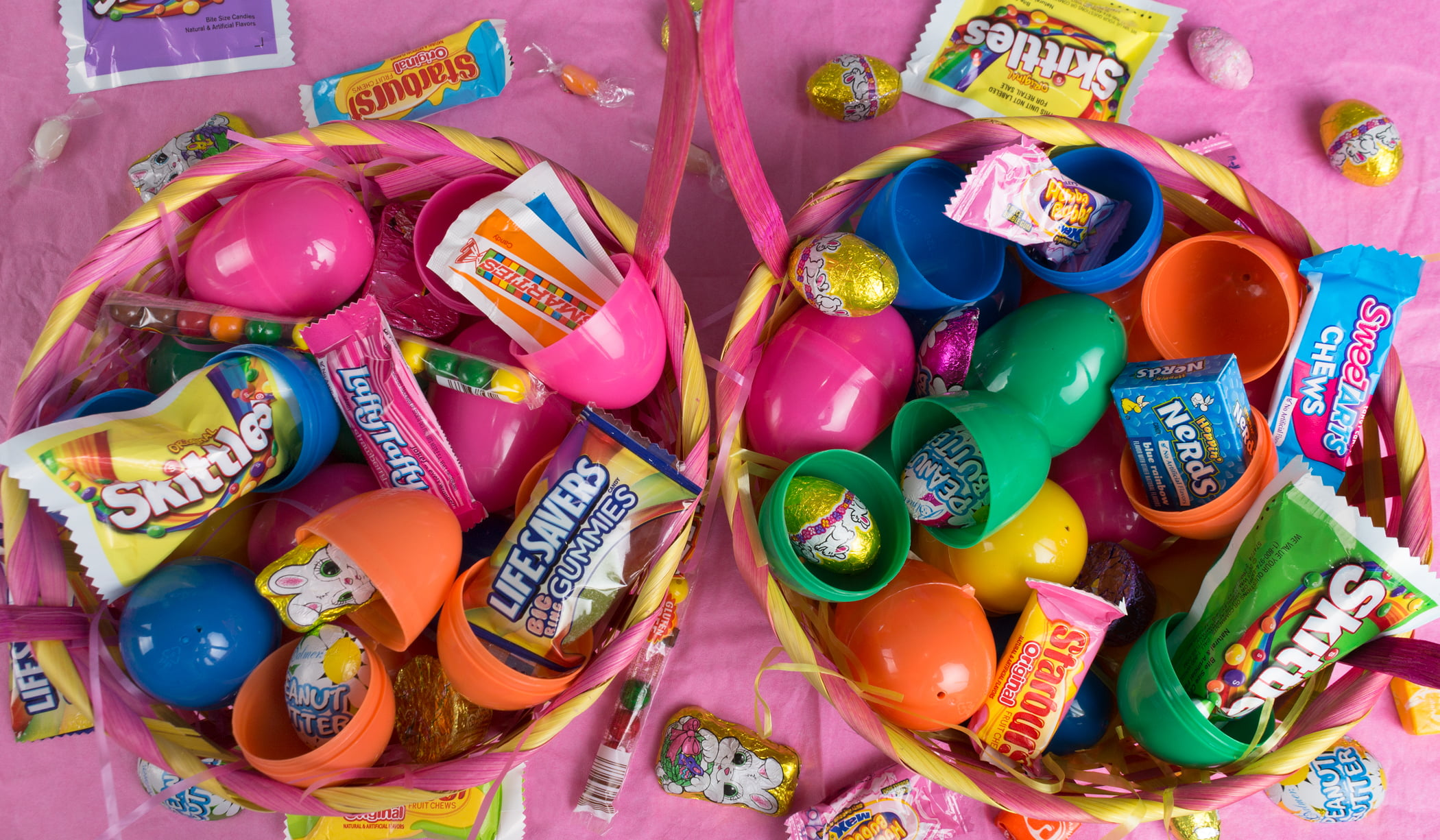 bulk filled easter eggs for hunt candy chocolate toys assort
