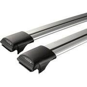 Whispbar S46 Rail Roof Rack Complete Kit: 970mm