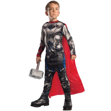 Avengers 2 Boys Thor Costume](Toddler Thor Costume)