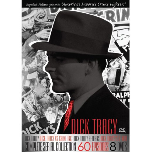Dick Tracy: Complete Serial Collection (Full Frame)