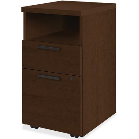Hon 10500 Series - HON 10500 Series 2-Drawer Mobile Vertical File Cabinet