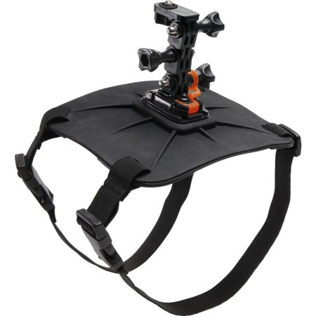 Vivitar Pro Series Dog Back Mount for GoPro & All Action Cameras - Walmart.com