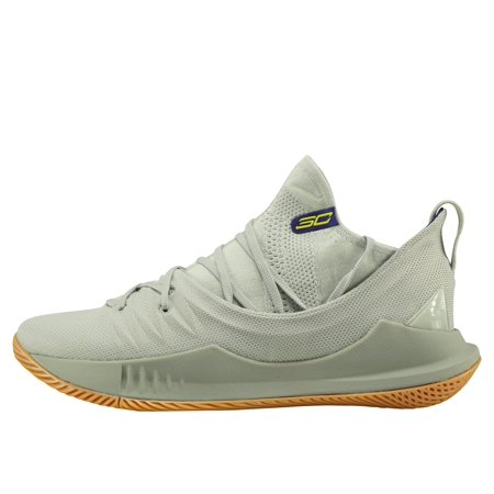 Under Armour 3020657-105  Men Curry 5 Elemental Overcast Gray Basketball  Sneaker (9 D(M) US Men) d9cdfde2075