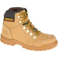 """CAT Footwear Outline Steel Toe - Honey Reset 9.0(M) Work Boot"""