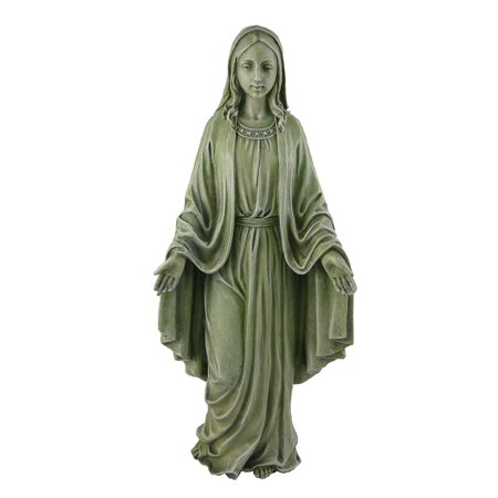 Our Lady Of Grace Statues (Mary Our Lady of Grace Outdoor Garden Statue )