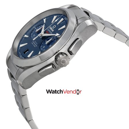Omega Seamaster Aqua Terra Chronometer Blue Dial Men's Watch 231.10.43.52.03.001 - image 1 de 3