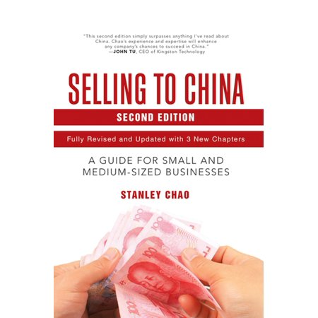Selling to China - eBook
